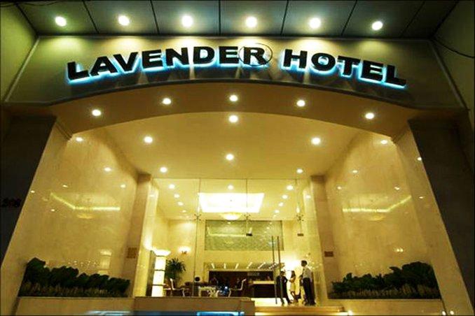 胡志明市薰衣草中央酒店(Lavender Central Hotel Ho Chi Minh City)