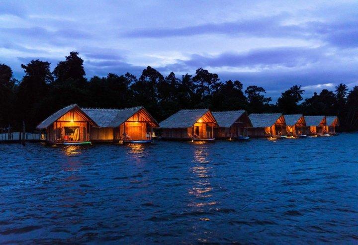 可安德特生态度假村(Koh Andet Eco Resort)