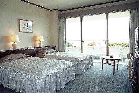 鹿儿岛指宿岩崎大酒店(Ibusuki Iwasaki Hotel Kagoshima)