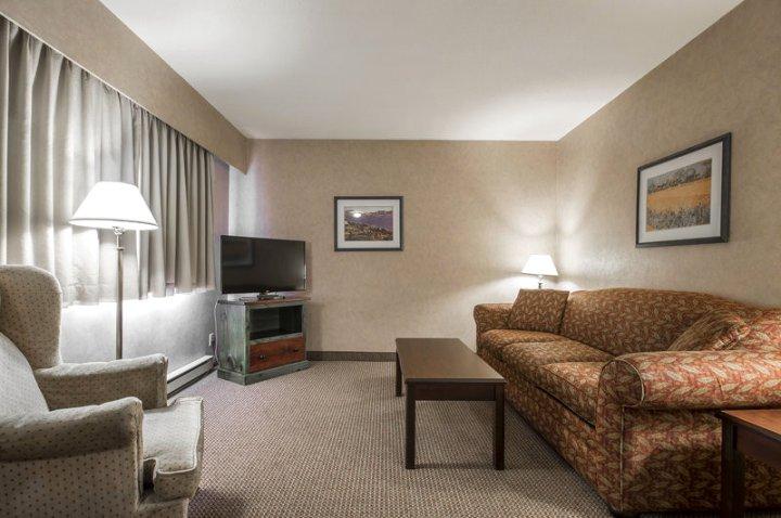 伊克诺旅店及套房酒店(Econo Lodge Inn and Suites)