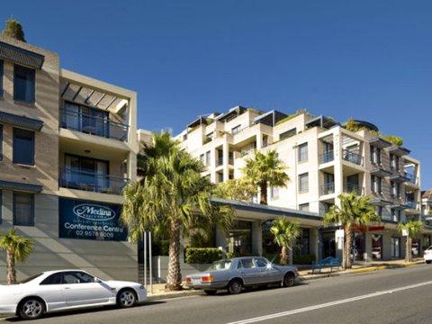 悉尼库吉阿迪娜公寓酒店(Adina Apartment Hotel Coogee Sydney)