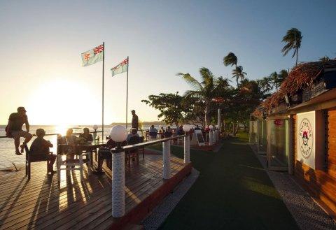纳努亚岛度假酒店(Nanuya Island Resort)