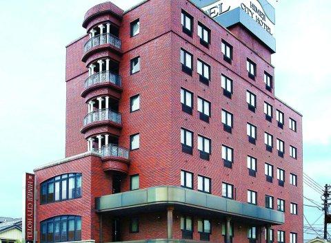 姬路城市酒店(Himeji City Hotel)