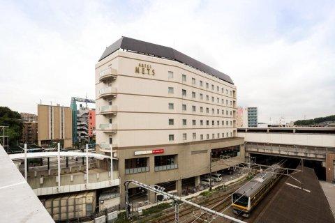 梅兹沟之口 JR 东酒店(Jr-East Hotel Mets Mizonokuchi)