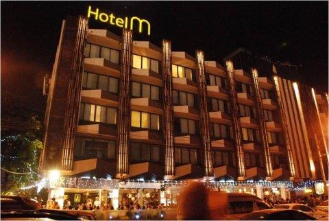 清迈M酒店(Hotel M Chiang Mai)
