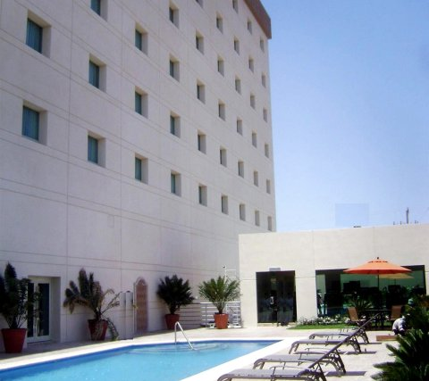 埃罗普托洛斯卡波斯酒店(Hotel Aeropuerto Los Cabos)