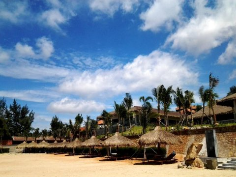 海崖度假酒店(The Cliff Resort & Residences)