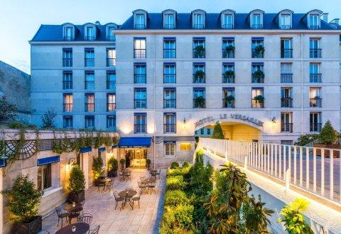 凡尔赛酒店(Hôtel le Versailles)