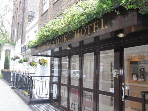 马伯顿法院酒店(Mabledon Court Hotel)