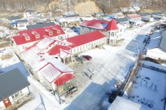 亚布力雪场北国春温泉度假山庄