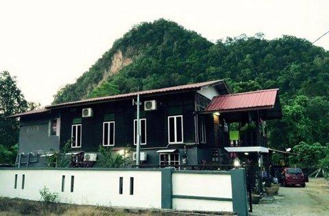 斯里兰卡奇勒姆和兰卡威度假屋(Sri Kilim Resthouse and Homestay Langkawi)