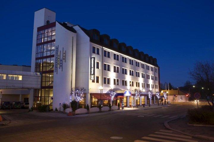 斯堪的克赫讷福斯酒店(Scandic Hønefoss)