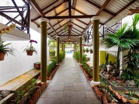 马六甲格勒邦海滩度假村(Klebang Beach Resort Melaka)