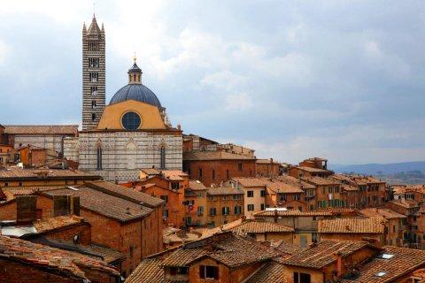 特尔兹迪锡耶纳食宿酒店(B&B I Terzi di Siena)