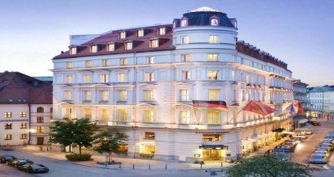 文华东方酒店(Mandarin Oriental, Munich)