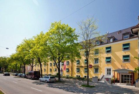 韦特施泰因登酒店(Hotel Wetterstein)