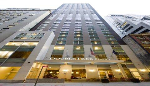 纽约市金融区逸林支付宝提现(Doubletree Hotel New York City - Financial District)