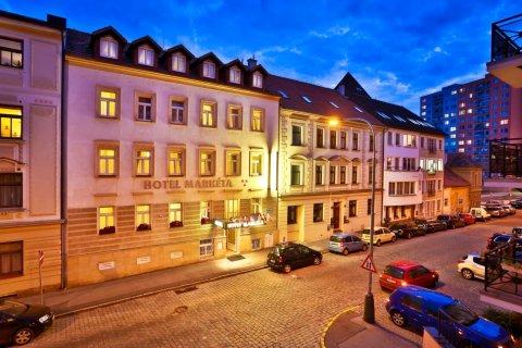 马尔凯酒店(Marketa)