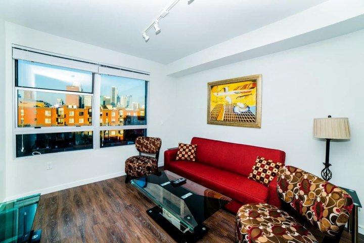 市中心水星公寓(Downtown Mercury Apartment)