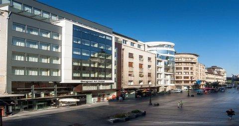贝尔格莱德艺术酒店(Belgrade Art Hotel)