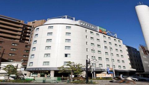 相铁FRESA INN 东京东阳町站前(Sotetsu Fresa Inn Tokyo-Toyocho)