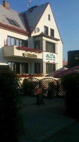 阿尔法酒店(Hotel Alfa)