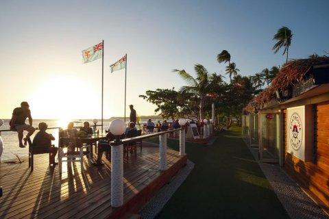 纳努亚船屋酒店(Boathouse Nanuya)