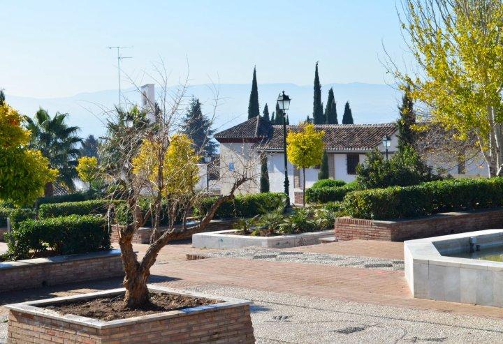 圣伊莎贝尔拉雷亚尔酒店(Hotel Santa Isabel La Real)