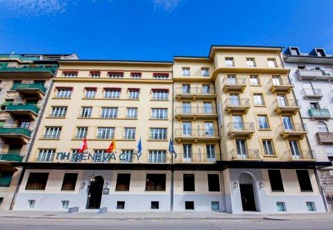 日内瓦市NH酒店(Hotel NH Geneva City)