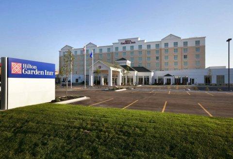 盐湖城机场希尔顿花园酒店(Hilton Garden Inn - Salt Lake City Airport)