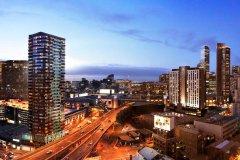 墨尔本贝拉体验公寓(Experience Bella Hotel Apartments Melbourne)