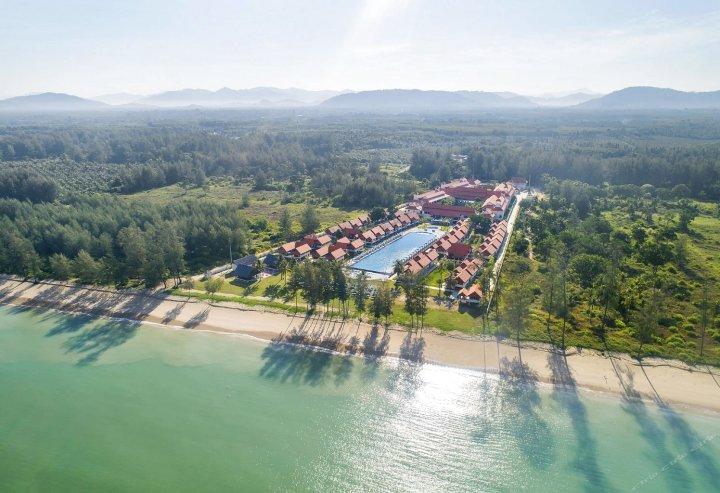 梅纳拉北海滨别墅度假酒店(Le Menara North Khao Lak Resort)