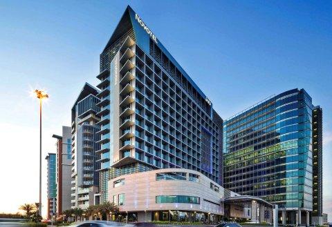 阿布扎比诺富特布斯坦酒店(Novotel Abu Dhabi Al Bustan Hotel)