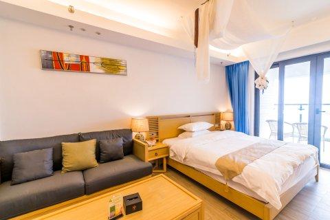 阳江海陵岛海边度假公寓敏捷黄金海岸店