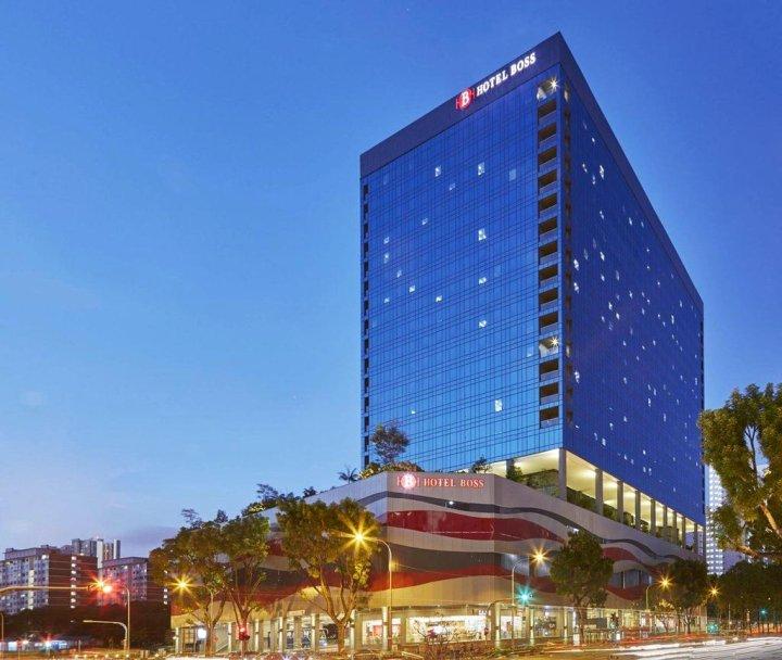 新加坡庄家大酒店(Hotel Boss Singapore)