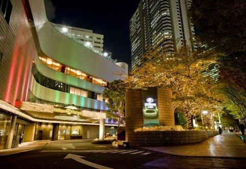 东京希尔顿酒店(Hilton Tokyo Hotel)