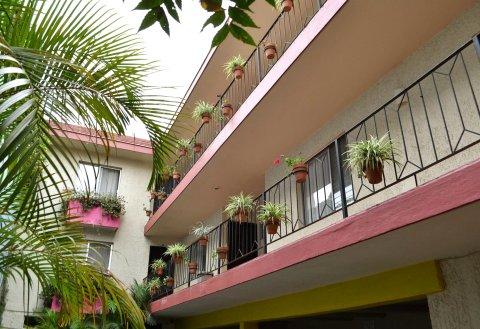 戴尔索尔别墅酒店(Hotel Villa Del Sol)
