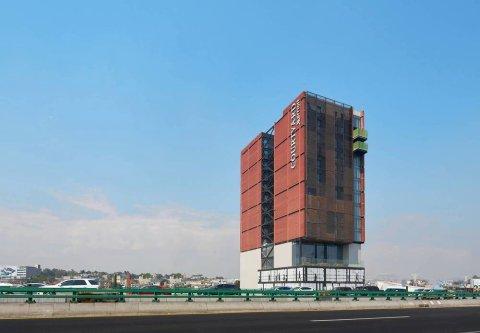 墨西哥城托里奥万怡酒店(Courtyard Mexico City Toreo)