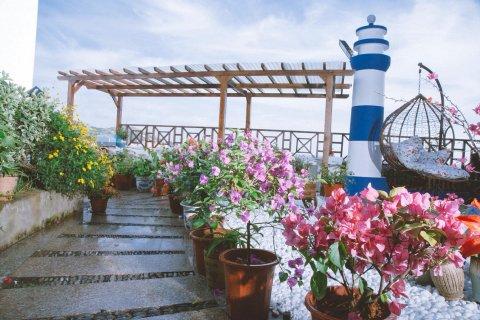 舟山东极岛石码头酒店