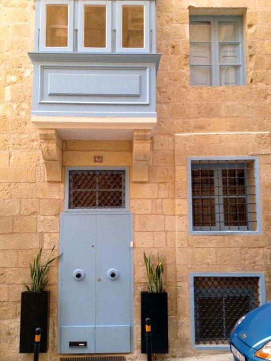 瓦莱塔 G 别墅酒店(Valletta G-House)