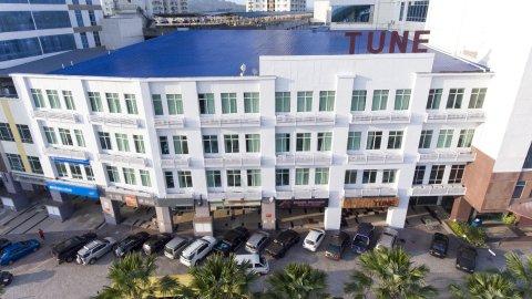 哥打京那巴鲁婆罗州途恩酒店(Tune Hotel - 1Borneo Kota Kinabalu)