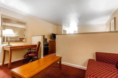 吉尔罗伊品质酒店和套房(Quality Inn & Suites Gilroy)