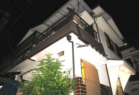 大阪竹子青年旅馆(Bonborian Ten)
