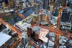 墨尔本皇冠大都市酒店(Crown Metropol Melbourne)