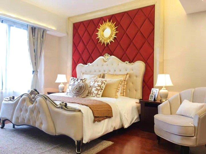 广州珠江新城奢华一房一厅望珠江夜景公寓