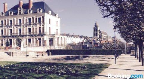 图尔利兹姆布卢瓦城堡公寓(Appart'Tourisme Blois Châteaux de la Loire)