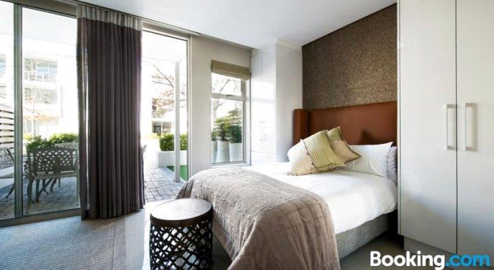勒克斯安德瑞加步行公寓(Lux Andringa Walk Apartments)
