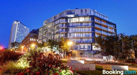 莱斯夏利华公寓 - Le 760205(Les Immeubles Charlevoix - le 760205)