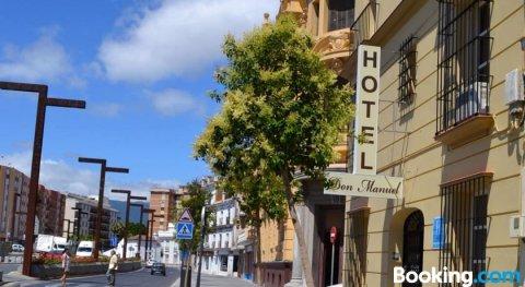 唐曼努埃尔酒店(Hotel Don Manuel)