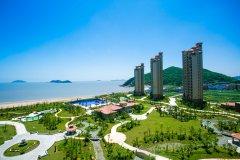 嵊泗圣淘沙海景度假公寓酒店